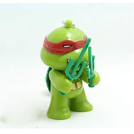 Do Happy Teenage Mutant Ninja Turtles Llavero Mini Figura ...