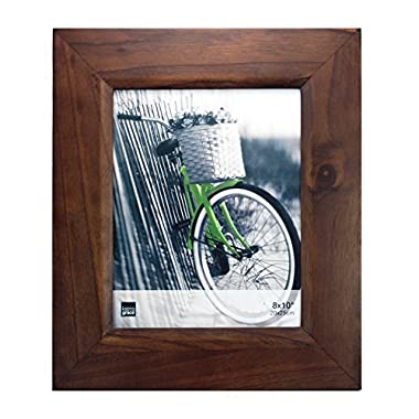 Kiera Grace Broadwood Picture Frame, 8-Inch by 10-Inch, Walnut