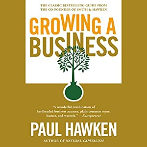 Growing a Business Audiobook