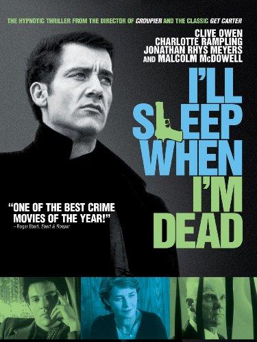I'll Take a nap When I'm Dead