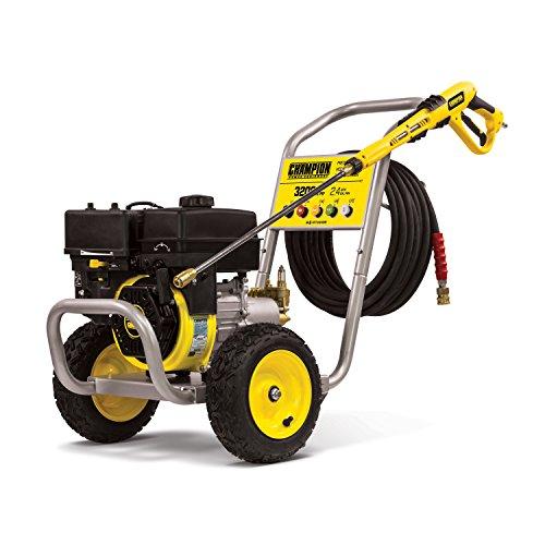 Nozzle Champion (Champion 3200-PSI 2.4-GPM Wheelbarrow-Style Gas Pressure Washer)