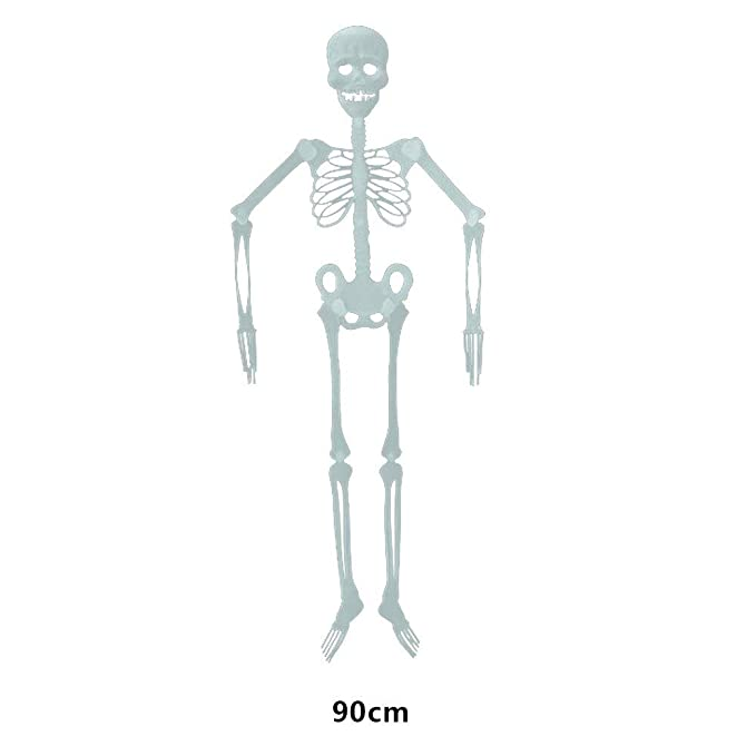 Amazon.com: Home Decoration - Halloween Props Luminous Human ...