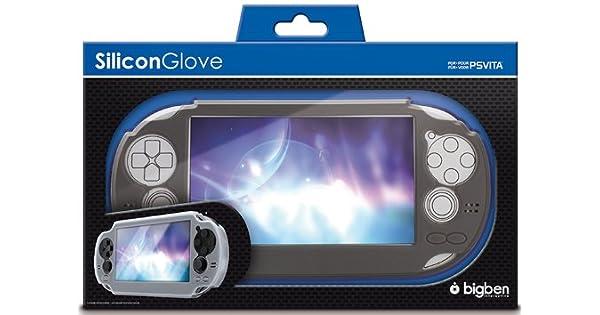 Bigben Interactive BB300680 Funda Sony Negro, Azul, Gris Silicona ...