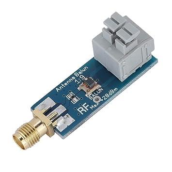 ASHATA Balun One Nine - Tiny Low-Cost 1:9 HF Antenna: Amazon