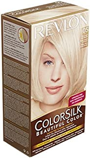 Amazon.com : Revlon Colorsilk Ammonia-free Permanent Haircolor ...