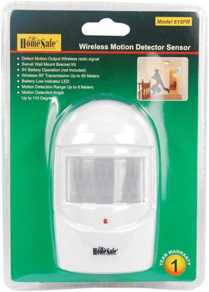 Safety Technology HA-MOTION HomeSafe Wireless Home Security Motion Sensor