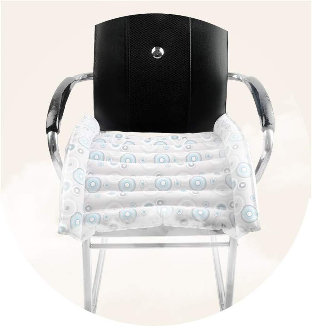 Cojín antiescaras inflable con orificios para silla de ...