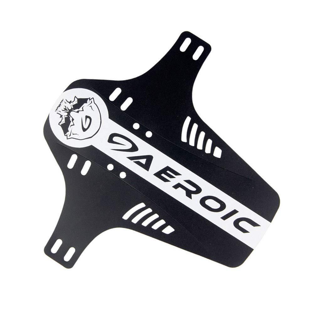 Yimosecoxiang Radfahren MTB Mountainbike Fahrrad vorne Hinterrad Kunststoff Schutzblech Kotfl/ügel