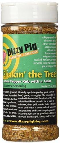 Dizzy Pig BBQ Shakin the Tree Rub Spice - 7.9 Oz by Dizzy Pig