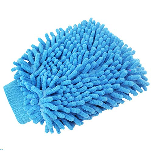 LIMSHOP Easy Cleaning Gloves Microfiber Car Care Mob Kitchen Household HandWashing Mit New Clean Polishing Shoes - Womens Dress Mob