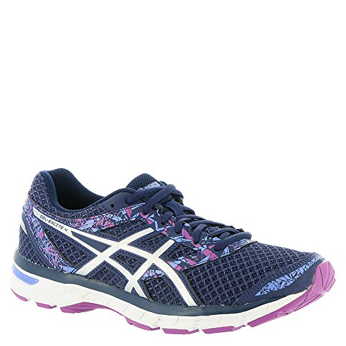 ASICS Women's Gel-Excite 4 Indigo Blue/Blue/Orchid Athletic Shoe 10.5 M US