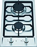 Appliances : Ramblewood high efficiency 2 burner gas cooktop(Natural Gas), GC2-43N