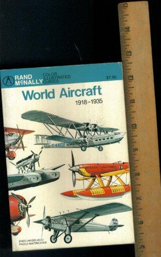 World aircraft, 1918-1935 (Rand McNally color illustrated guides)