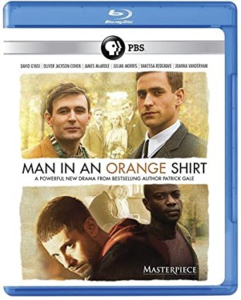 Masterpiece Man In An Orange Shirt Blu Ray