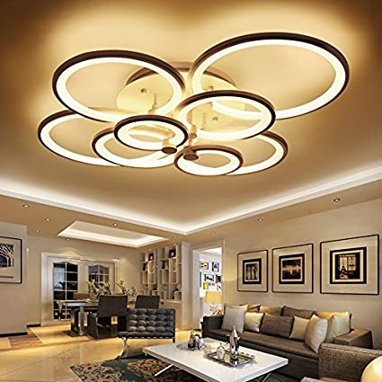 Amazon.com: $Ceiling Lighting Ceiling Lights Plafonnier Led Lamp ...
