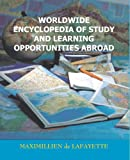 img - for 001: Worldwide Encyclopedia of Study and Learning Opportunities Abroad 1988-1990 book / textbook / text book