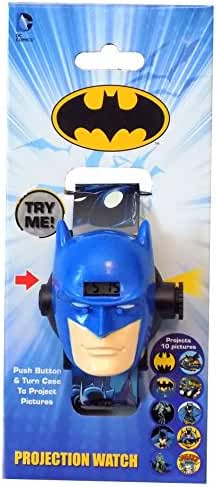 Batman LCD Projection Watch