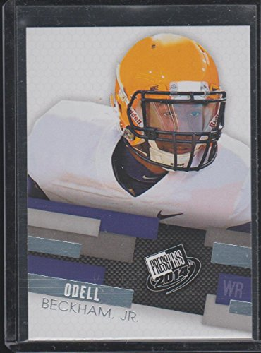 2014 Press Pass Odell Beckham Jr. Giants Rookie Football Card #5
