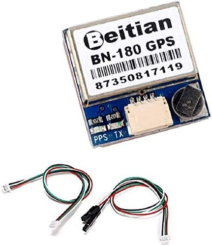 Beitian BN-180 GPS Module UART TTL Dual Glonass GPS GPS Passive Antenna for Arduino Raspberry Pi Pixhawk Aircraft CC3D F3 Flight Control UART TTL Level Small Size 9600bps