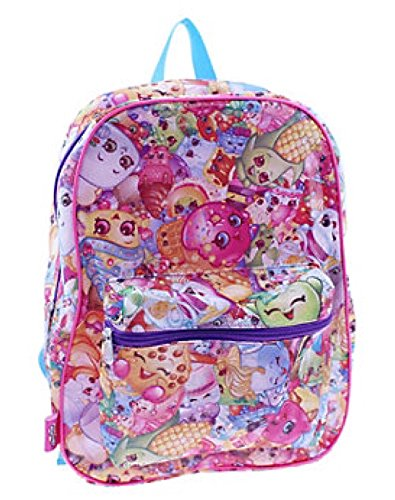 Shopkins Characters Large Pocket Backpack product image