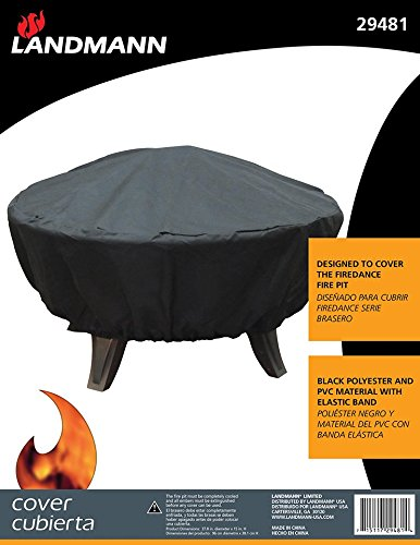 Landmann Firedance 37.8 in. Round Fire Pit Cover by Landmann
