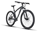Diamondback Bicycles Overdrive 1 29er Hardtail Mountain Bike, Silver