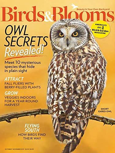 Birds & Blooms (Bird Magazine)