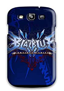 New Blazblue Tpu Case Cover, Anti-scratch VYxyYZt4234wlnpG Phone Case For Galaxy S3