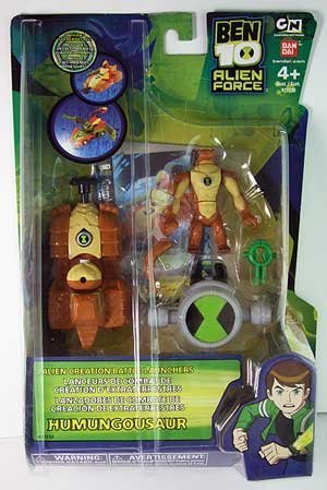 Amazon.com: Ben 10 Alien Force lanzador de batalla ...