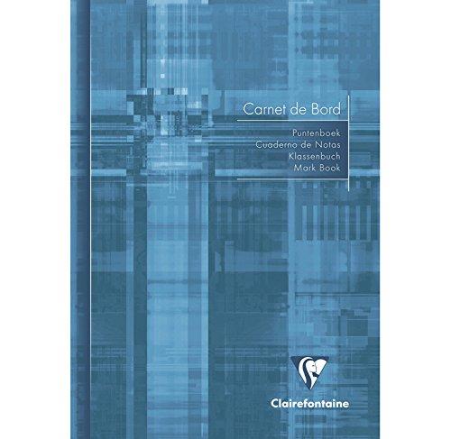 Clairefontaine–Set di 5taccuini di bordo dei professori 7Classi Piquet 14, 8x 2140P 3689C