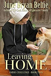 Leaving Home (Amish Challenge Book 2)