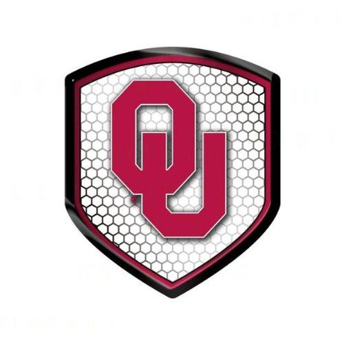 Team ProMark NCAA Oklahoma Sooners Reflector Decal