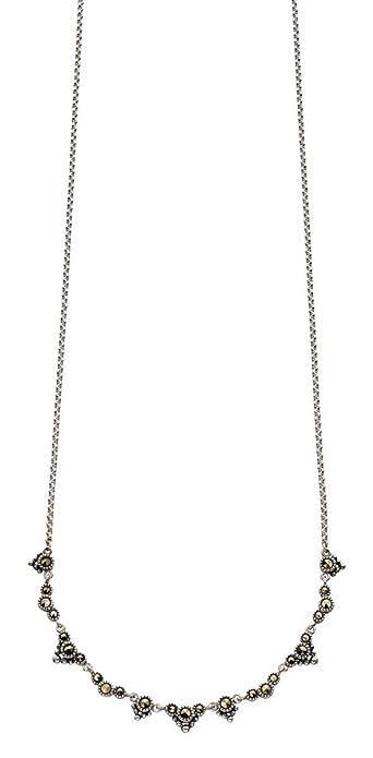 44ce039d6cda Elements Silver Collar Corto Mujer plata - N4171  Amazon.es  Joyería