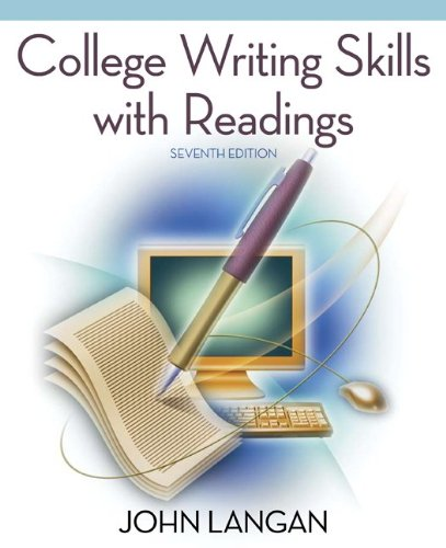College Writing Skills with Readings, 7th Edition