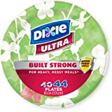 Dixie Ultra Disposable Plates, 6 7/8 Inch, 44 Count (Pack of 4)