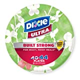 Dixie Ultra Disposable Plates, 6 7/8 Inch, 44 Count