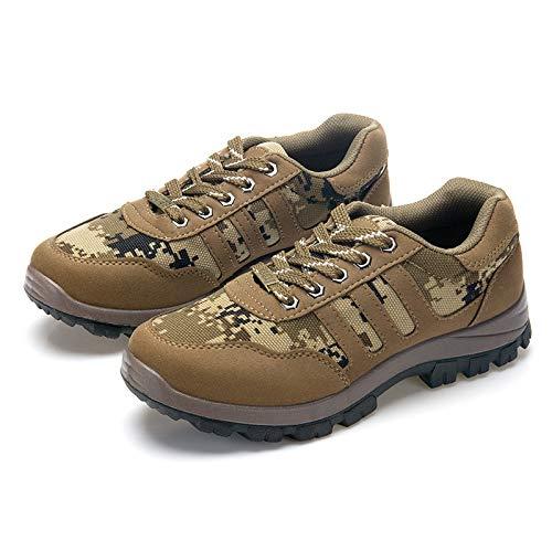 HCBYJ Schuhe Im die Freien wandern die Im Schuhtarnungs-Trainingsschuhe, die die Taktische Schuhkursteilnehmerpersönlichkeit im Freien ausbilden 100f95