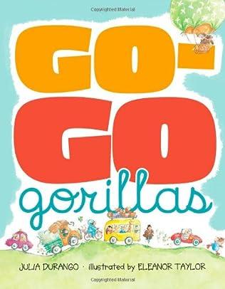 book cover of Go-go Gorillas