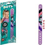 LEGO DOTS Sparkly Unicorn Bracelet 41902 DIY Craft Bracelet Making Kit, A Fun Craft kit for Kids who Like Maki