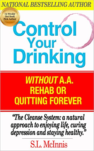 CONTROL YOUR DRINKING: Without A.A, Rehab or Quitting Forever (Depression After Break Up Of Long Term Relationship)