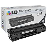 LD © Compatible Canon 126 3483B001 Black Toner Cartridge for use in the ImageClass LBP6200d & LBP6230dw Printers