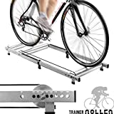 CyclingDeal Alloy Indoor Bicycle Bike Rollers Roller TRAINER