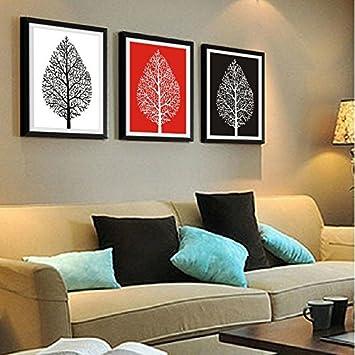 Sala de estar sofá caja de pintura para la pared Hanging Comedor ...