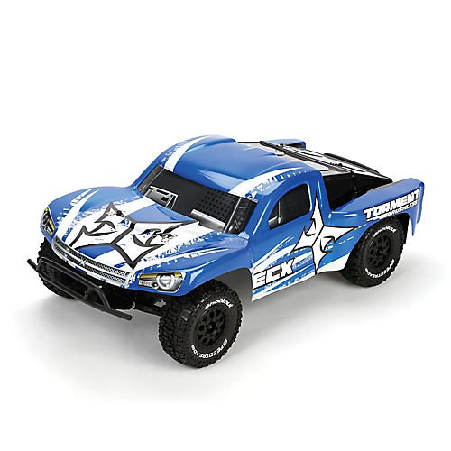 ECX Torment 2WD RTR Brushless Short Course Truck with AVC (Rtr Short Course Truck)