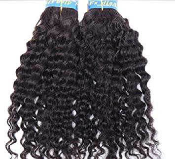 Amazon deep curly 18 indian virgin remy human hair weave deep curly 18 indian virgin remy human hair weave weft 3 bundles 300 grams unprocessed natural pmusecretfo Choice Image