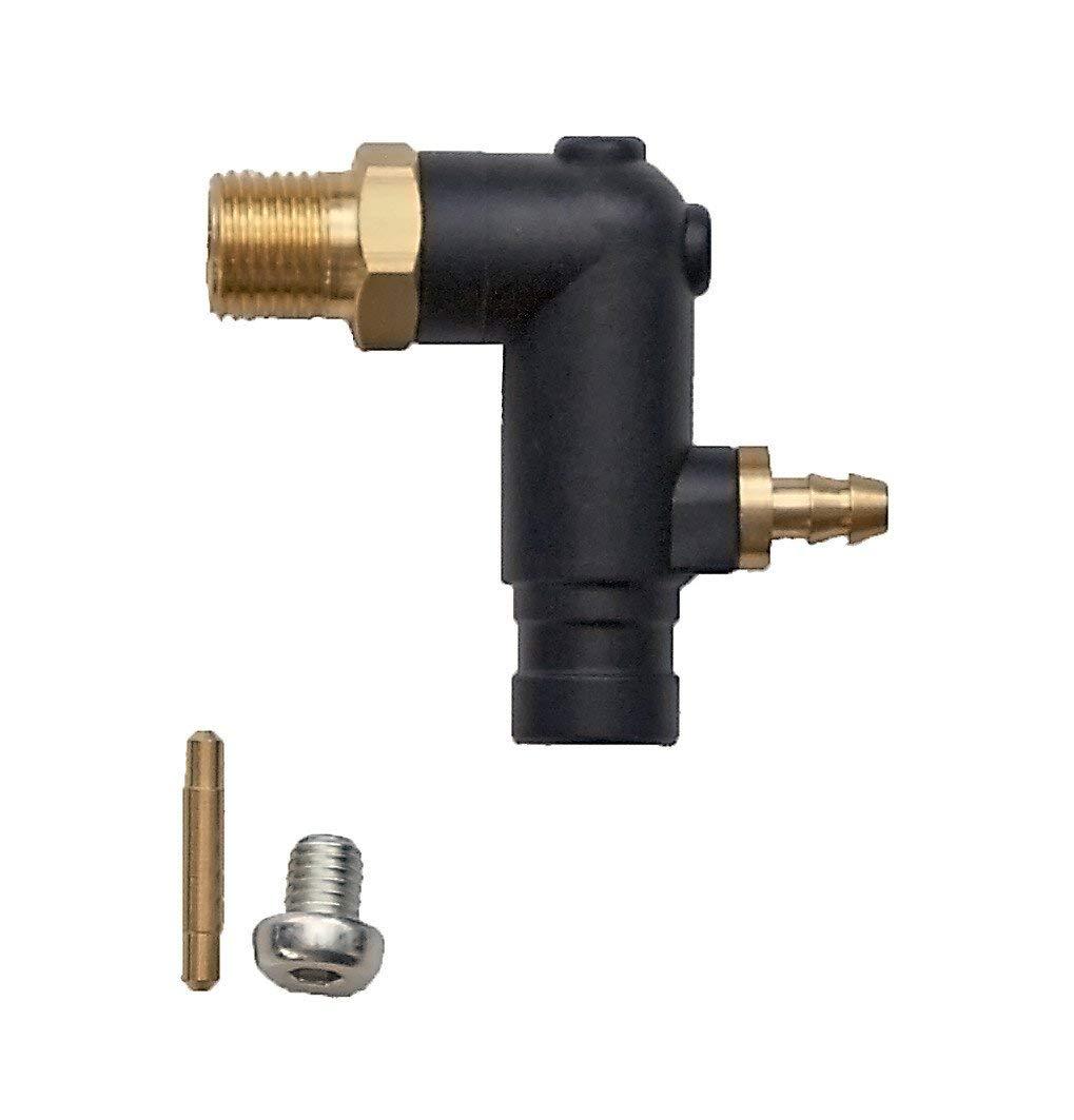 Unloader v/álvula w//16,4 mm needle