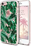 Best Vogue Iphone Cases - iPhone 8 Case, iPhone 7 Phone Cover,ROOEL [Tropical Review