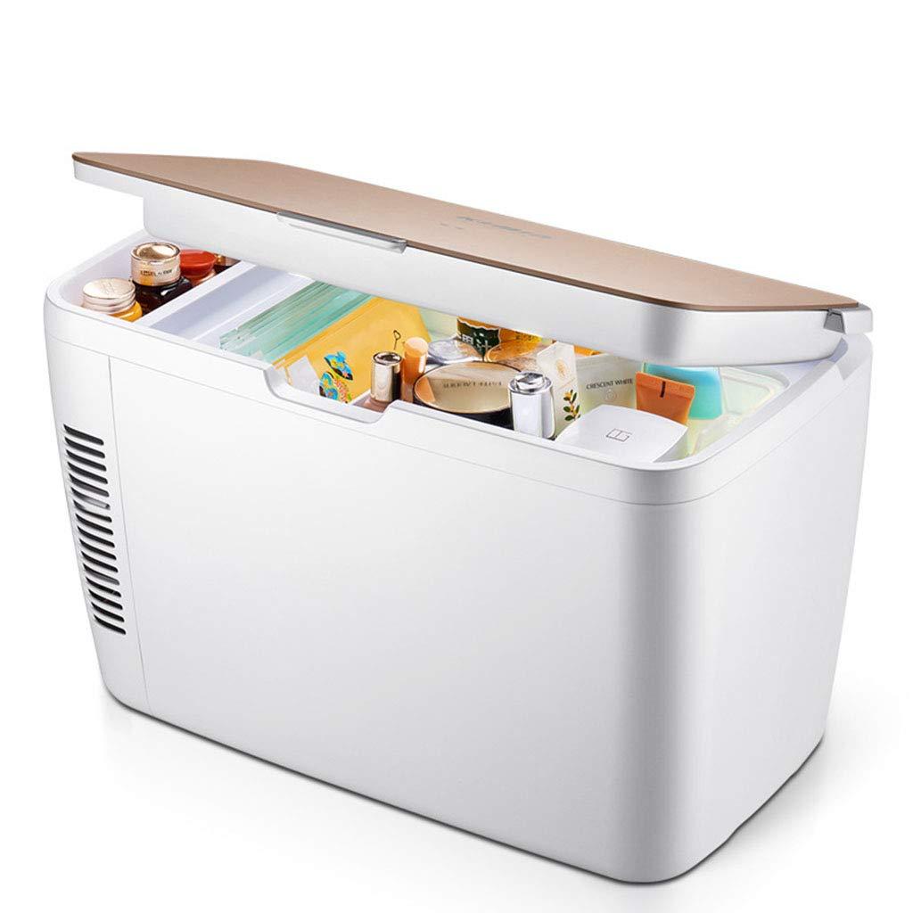 weyb Caja refrigerada cosmética Refrigerador pequeño Mini del ...