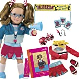 "Our Generation Juliet And ""The Jumpstart Squad"" ? Deluxe Doll Set With Poseable 18"" Doll And Chapter Book"