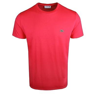 Homme Shirt T Lacoste 4jlc53raq Rosevêtements 8XOPkn0w